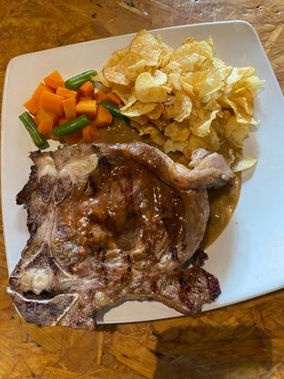 Foto 1 - Makanan di Karnivor oleh @makankudiary (by tamy)
