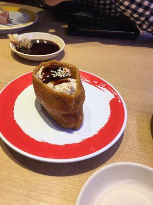 Foto 1 - Makanan di Genki Sushi oleh Yohanacandra (@kulinerkapandiet)