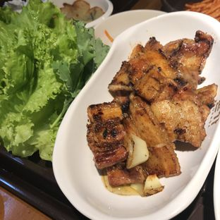Foto 8 - Makanan(Mansinchang Samgyeopsal (after)) di Born Ga oleh food addict