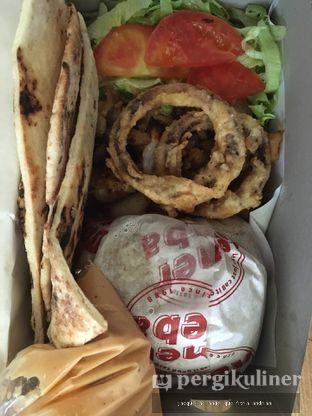 Foto review Doner Kebab oleh @mamiclairedoyanmakan  2