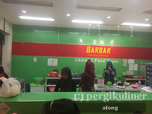 Foto 1 - Interior di Barbar Chinese Food Super oleh #alongnyampah