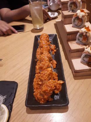 Foto 5 - Makanan di Sushi Hiro oleh @semangkukbakso