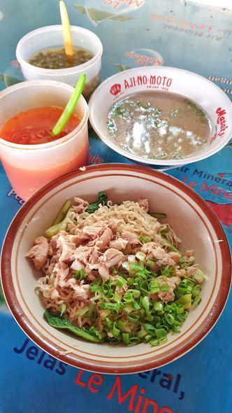 Foto Makanan di Bakmi Hau Hau