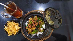 Foto 1 - Makanan di Waroeng Jangkrik Sego Sambel Wonokromo oleh Tia Oktavia