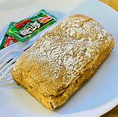 Foto Honey Glazed Beef Sandwich di Starbucks Coffee