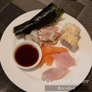 Foto review Satoo Garden Restaurant & Lounge - Hotel Shangri-La oleh Darsehsri Handayani 14