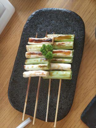 Foto 1 - Makanan di Sushi Hiro oleh Joko Loyo