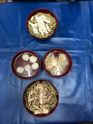 Foto 2 - Makanan di Bakmi Karet Krekot oleh IG @riani_yumzone