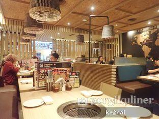 Foto 1 - Interior di Gyu Kaku oleh Myra Anastasia