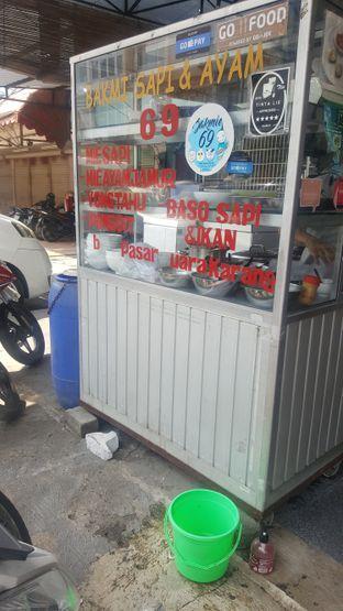 Foto 3 - Eksterior di Bakmi Daging Sapi & Babat 69 oleh Naomi Suryabudhi