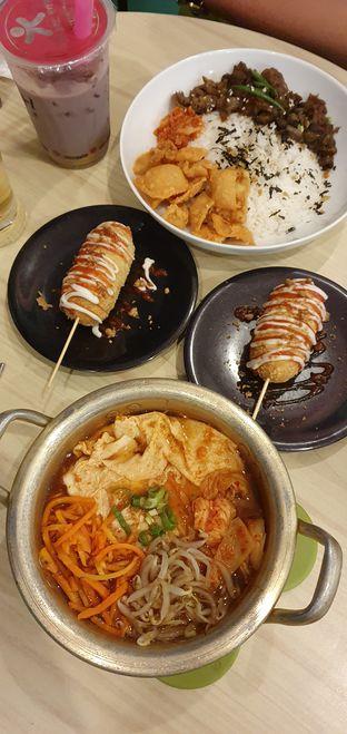 Foto 7 - Makanan di Chingu Korean Fan Cafe oleh BiBu Channel