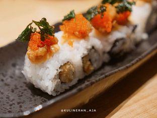 Foto 1 - Makanan(fish roll) di Sushi Tei oleh @kulineran_aja