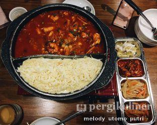 Foto 1 - Makanan(Haemul Topokki) di Mr. Musa oleh Melody Utomo Putri