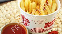 Fry Chicken - Kentang Goreng, menu rekomendasi di Coffee Zen