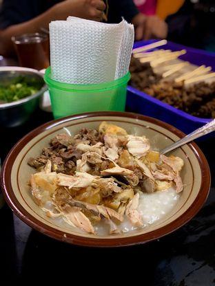 Foto 1 - Makanan(Bubur Ayam Ati Ampela) di Bubur Ayam Bejo Special Kosambi oleh Fadhlur Rohman