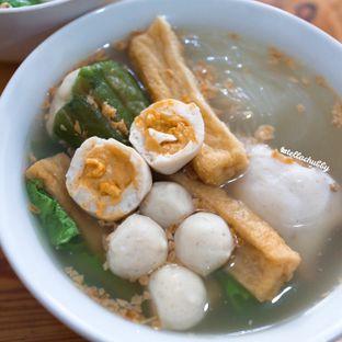 Foto - Makanan di Ahan Bakso Ikan Telur Asin oleh Stellachubby