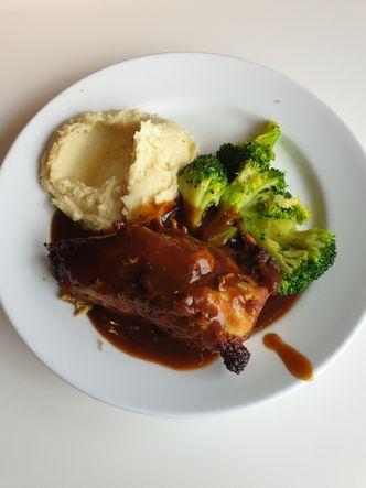 Foto Makanan di IKEA