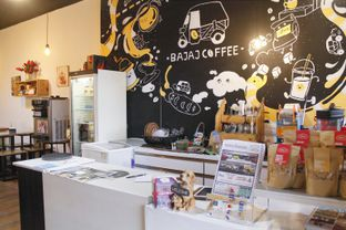 Foto 7 - Interior di Bajaj Coffee oleh Novita Purnamasari