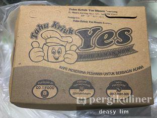 Foto 1 - Makanan di Tahu Kriuk Yes oleh Deasy Lim