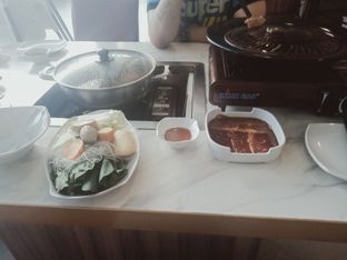 Foto - Makanan di Red Suki oleh givia