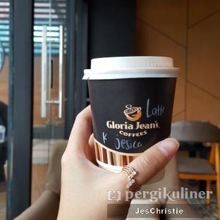Foto 1 - Makanan(Cafe Latte) di Gloria Jean's Coffees oleh JC Wen