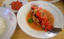 Warung Makan Hj. Sadiyah