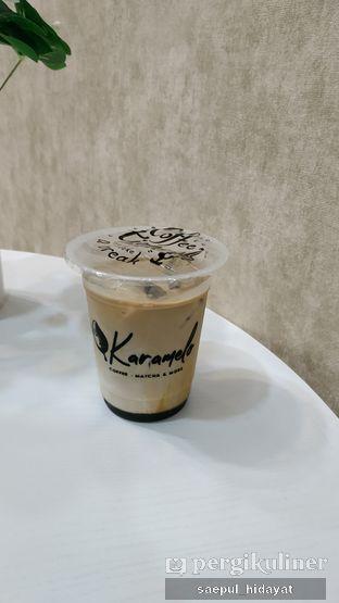 Foto 4 - Makanan(Karamelo Latte) di Karamelo Coffee oleh Saepul Hidayat