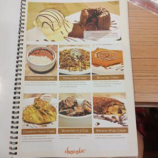 Foto 4 - Menu di Chocola Cafe oleh Fensi Safan