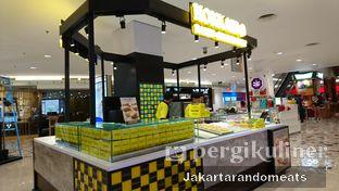 Foto review Hokkaido Baked Cheese Tart oleh Jakartarandomeats 4
