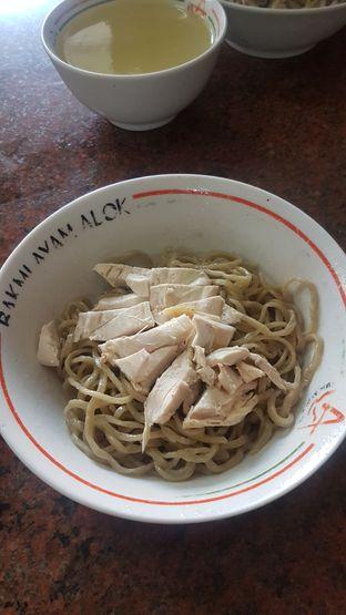 Foto 4 - Makanan di Bakmi Ayam Alok oleh Lid wen