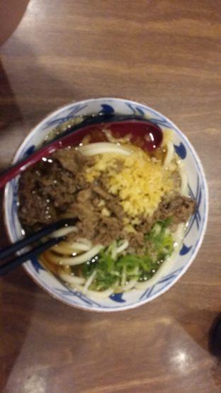 Foto - Makanan di Marugame Udon oleh Dwii