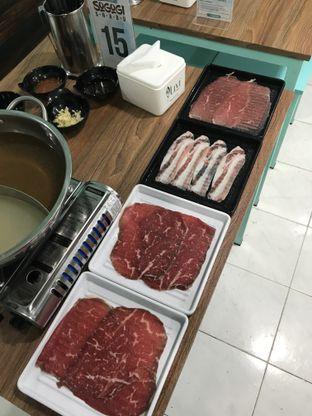 Foto 2 - Makanan di Sogogi Shabu & Grill oleh Taffyadlyanto