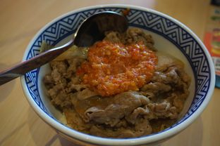 Foto - Makanan(Original+Red Hot Chilli) di Yoshinoya oleh Elvira Sutanto