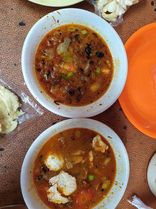 Foto review Kedai Soto Tangkar & Sate Kuah Daging Sapi Aneka Sari Pak H. Diding oleh Varensky  1