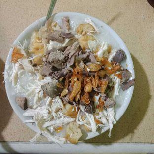 Foto 1 - Makanan(bubur ayam ati ampela) di Bubur Ayam Gibbas oleh Elena Kartika
