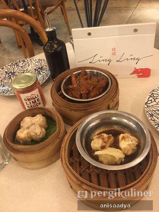 Foto 1 - Makanan di Ling Ling Dim Sum & Tea House oleh Anisa Adya