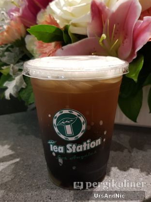 Foto 1 - Makanan di Tea Station oleh UrsAndNic