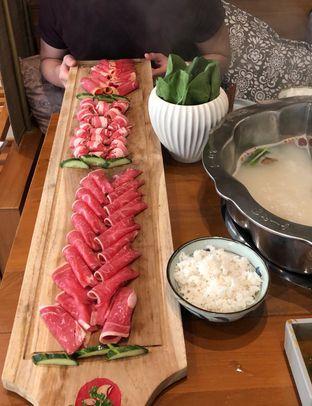 Foto 2 - Makanan di Chongqing Liuyishou Hotpot oleh Samuel Wicaksono