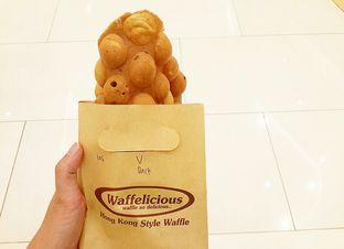 Foto 1 - Makanan di Waffelicious oleh D L