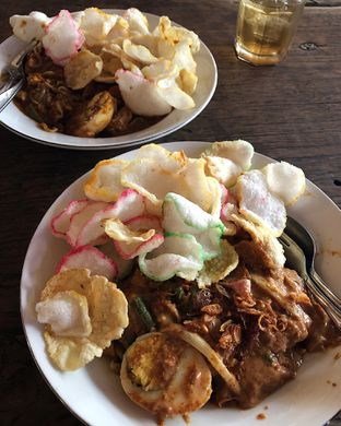 Foto - Makanan(Gado-gado & Ketoprak) di Gado Gado Ria oleh Claudia @claudisfoodjournal