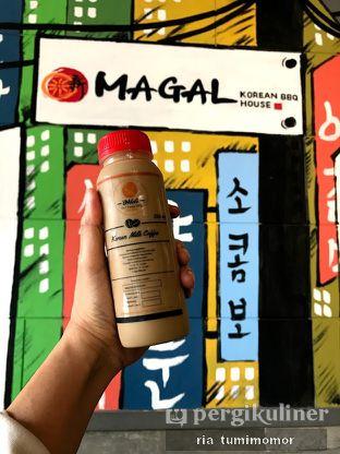 Foto review Magal Korean BBQ oleh riamrt  7