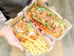 Foto Cash Cash Sandwich