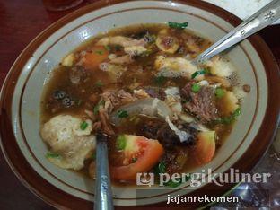 Foto 2 - Makanan di Sop Soto Betawi Ibu Yati oleh Jajan Rekomen