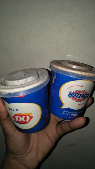 Foto review Dairy Queen oleh Basyar 1