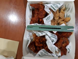Foto 2 - Makanan di Wingstop oleh Alvin Johanes