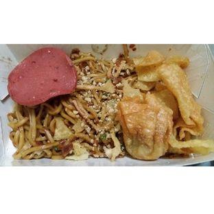 Foto 1 - Makanan(Mie Iblis L) di Kober Mie Setan oleh melisa_10
