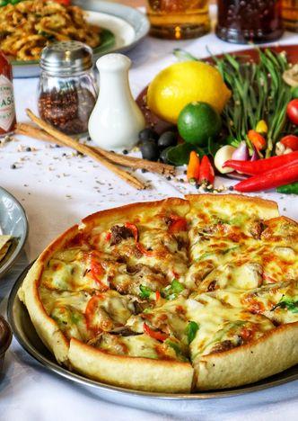 Foto Makanan di Papa Ron's Pizza