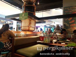 Foto 4 - Interior di Sushi Groove oleh ig: @andriselly