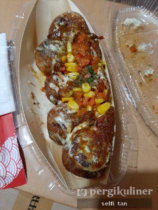 Foto 1 - Makanan di Gindaco oleh Selfi Tan