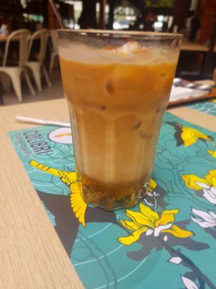 Foto 3 - Makanan(Ice caramel latte) di Colibri Cafe & Bakery oleh Fika Sutanto